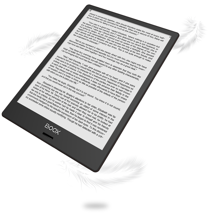 "big ereader NoteS 9.7"" E-ink screen ebook reader with Wifi stylus touch"