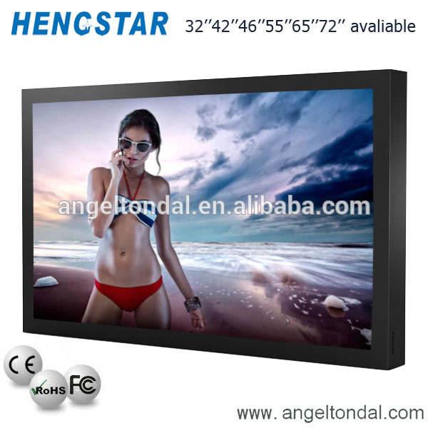 """Hengstar 32"""" de alto brillo de la luz del sol legible del <span class=keywords><strong>monitor</strong></span> lcd"""