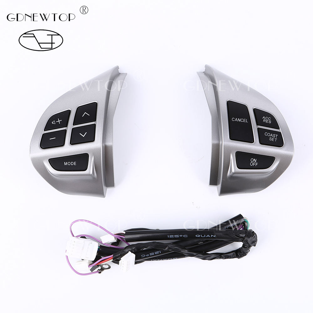 Car steering wheel control for MITSUBISHI Lancer outlander ASX OE 8701A087 2010-2016 Pajero 2008-2015 car switch