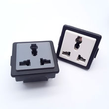 High quality 220v industrial electrical socket power 20a 16amp 3pin female 20a 3 pin socket