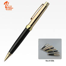 Royal design ball pen, classic metal pen design for business gift& office stationery