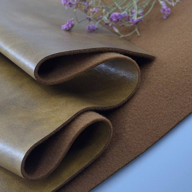 High-grade PU breathable leather for more than five years of hydrolysis