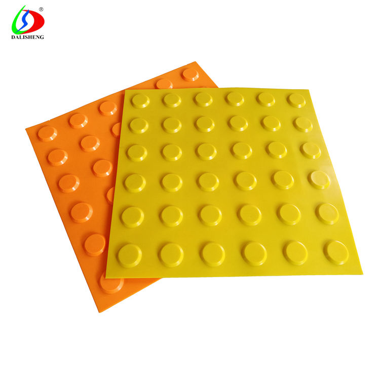 Plastic Path Tiles Homogeneous Tactile Tiles for Blind People