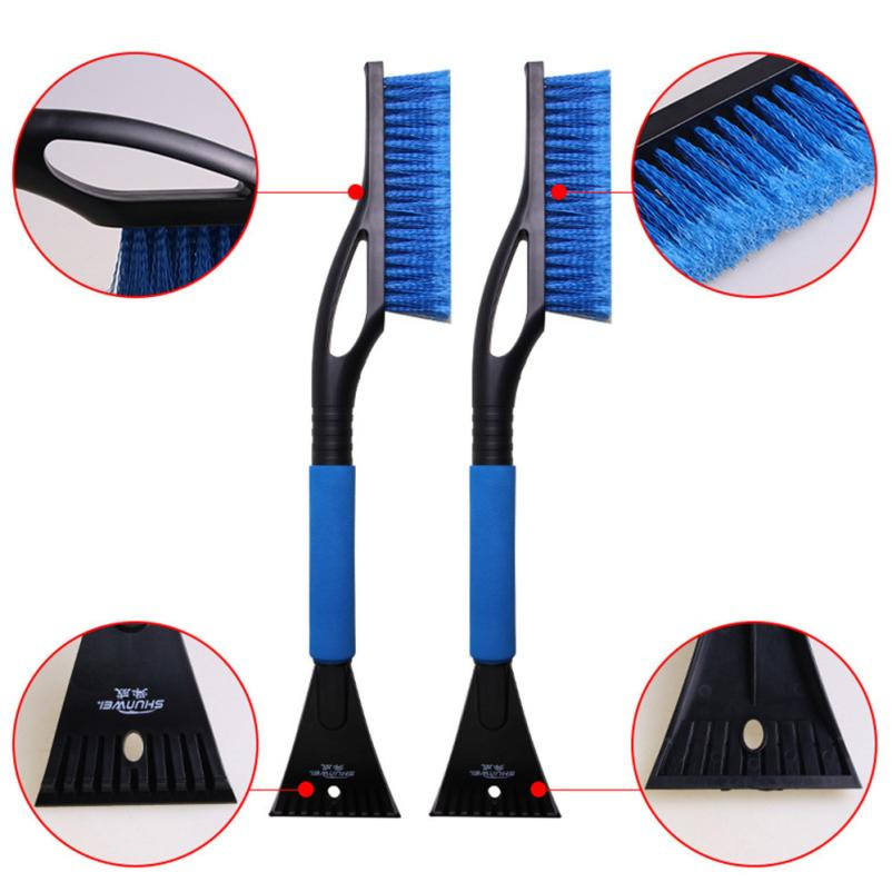 Eco-friendly Wholesale 2 in 1 car snow brush