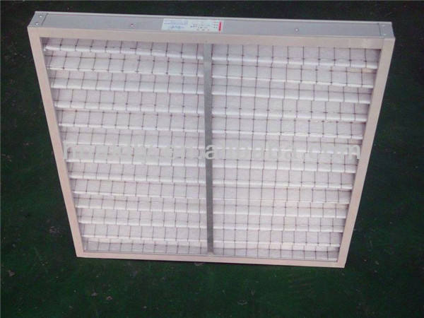 China Supply Commercial And Industrial 99.99% High Capacity Box Style Hapa Air Filter