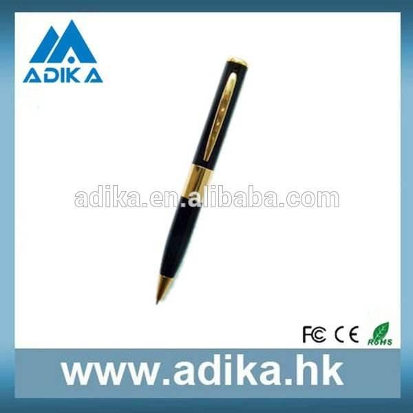高品質の小型デジタルカメラ隠されたペンのカメラ、 vp138