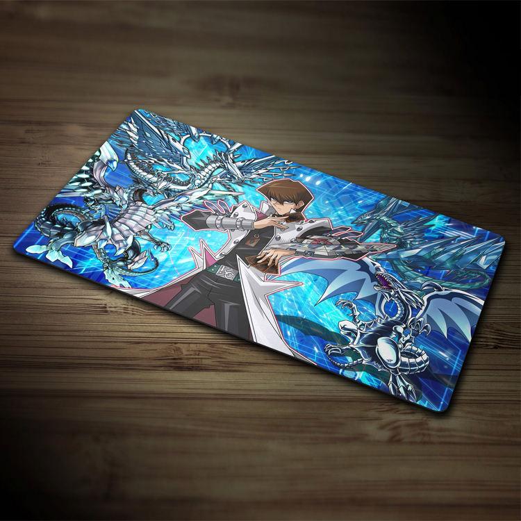 Custom Made Playmat For Yugioh 70*30cm DIY Mouse Pad Extra Large Anime Desk Mat