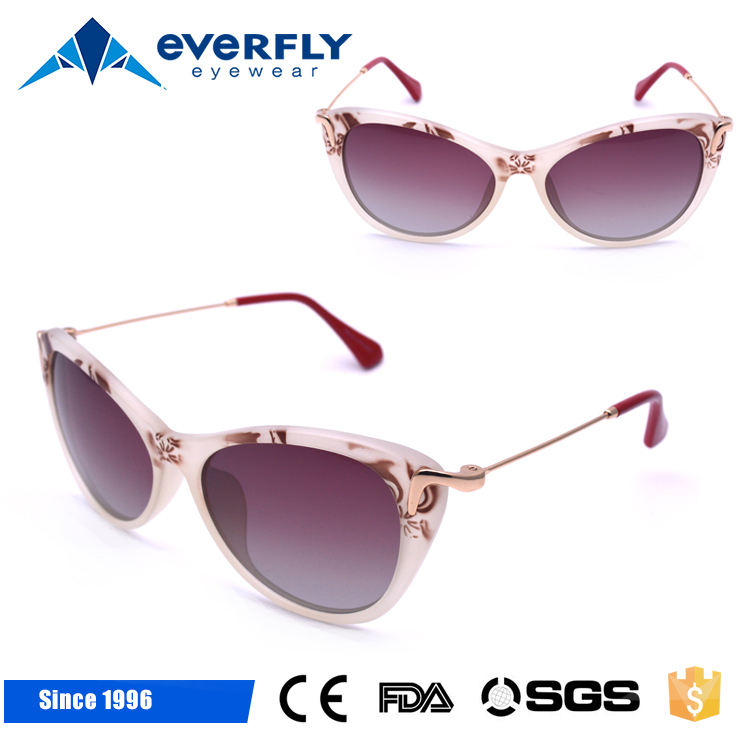 2019 HOT Selling Zonnebril 2019 Vrouwen Zomer Party Zonnebril Custom Cat Eye China Fabriek Zon Glas