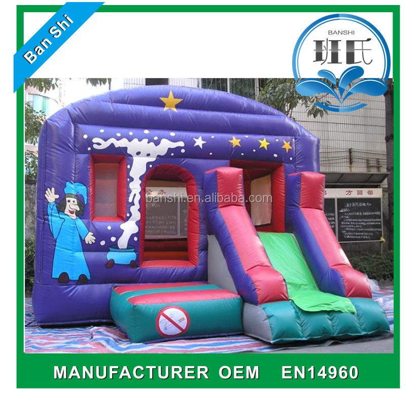 Trung quốc Nhà Máy giấy chứng nhận CE bán hàng trực tiếp inflatable lâu đài bouncy, trẻ em lâu đài nhảy, lâu đài nhảy inflatable
