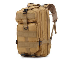 Wholesale sportsCamouflag backpack manufacturer large capacity men's travel backpack hiking waterproof durable military backpack