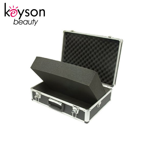 Keyson china factory custom widely used aluminium flight case with foam