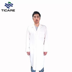 Hospital Medical White Doctor's Uniform For Sale