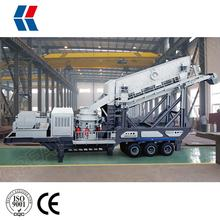 Medium Large Mobile Stone Crusher with Quality Guarantee