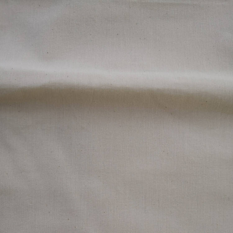 wholesale price eco friendly organic cotton muslin fabric with light weight for food wrap