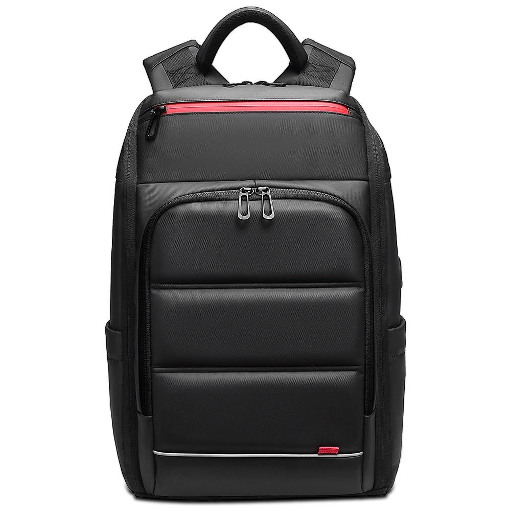 2019 Eurcool new style 15.6 custom large pvc gaming hidden compartment students laptop backpack