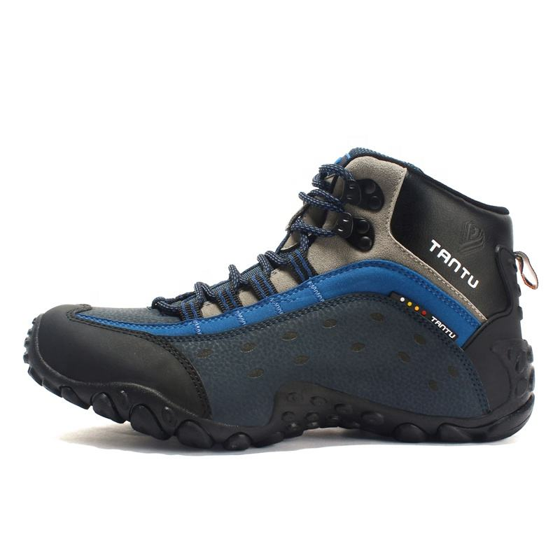 Best quality Cheap custom popular Waterproof outdoor wide sports hiking shoes