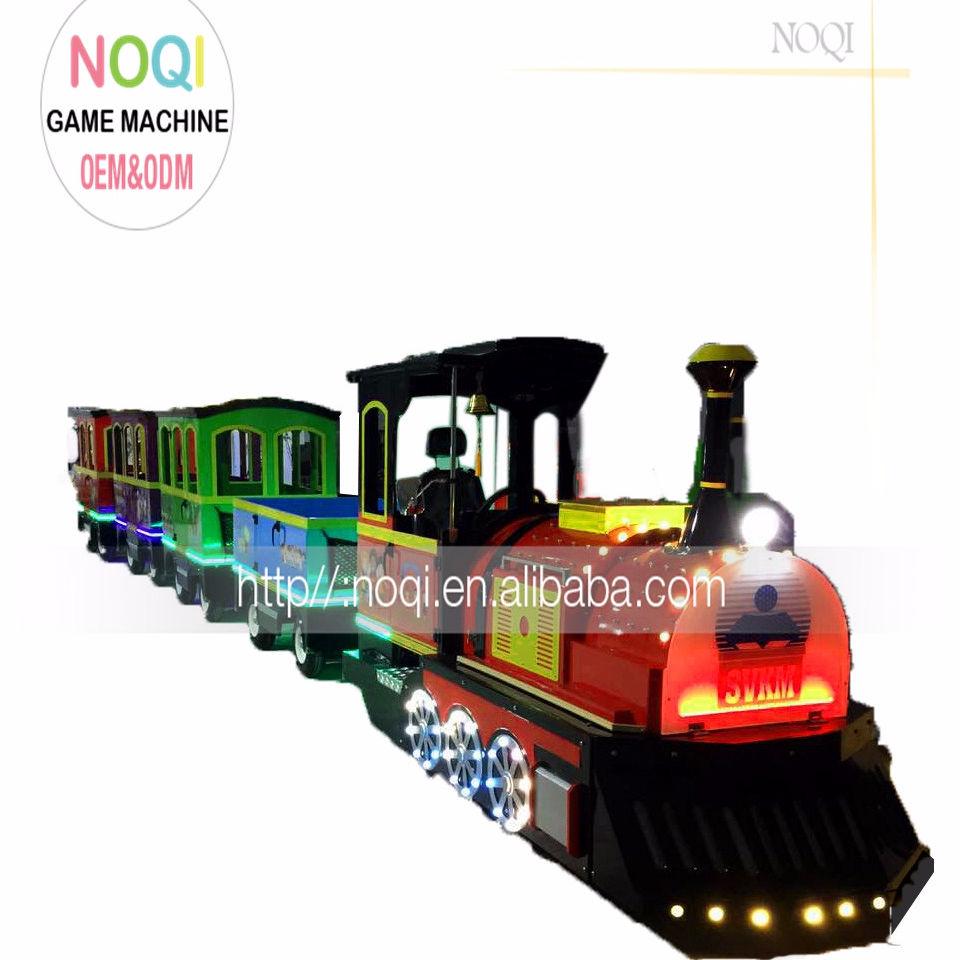 Weihnachten Weglosen Zug vergnügungspark zug outdoor/indoor weglosen zug elektrische spielzeug fahrt für erwachsene und <span class=keywords><strong>kinder</strong></span>