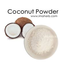 GMP factory supply herb organic organic coconut milk powder