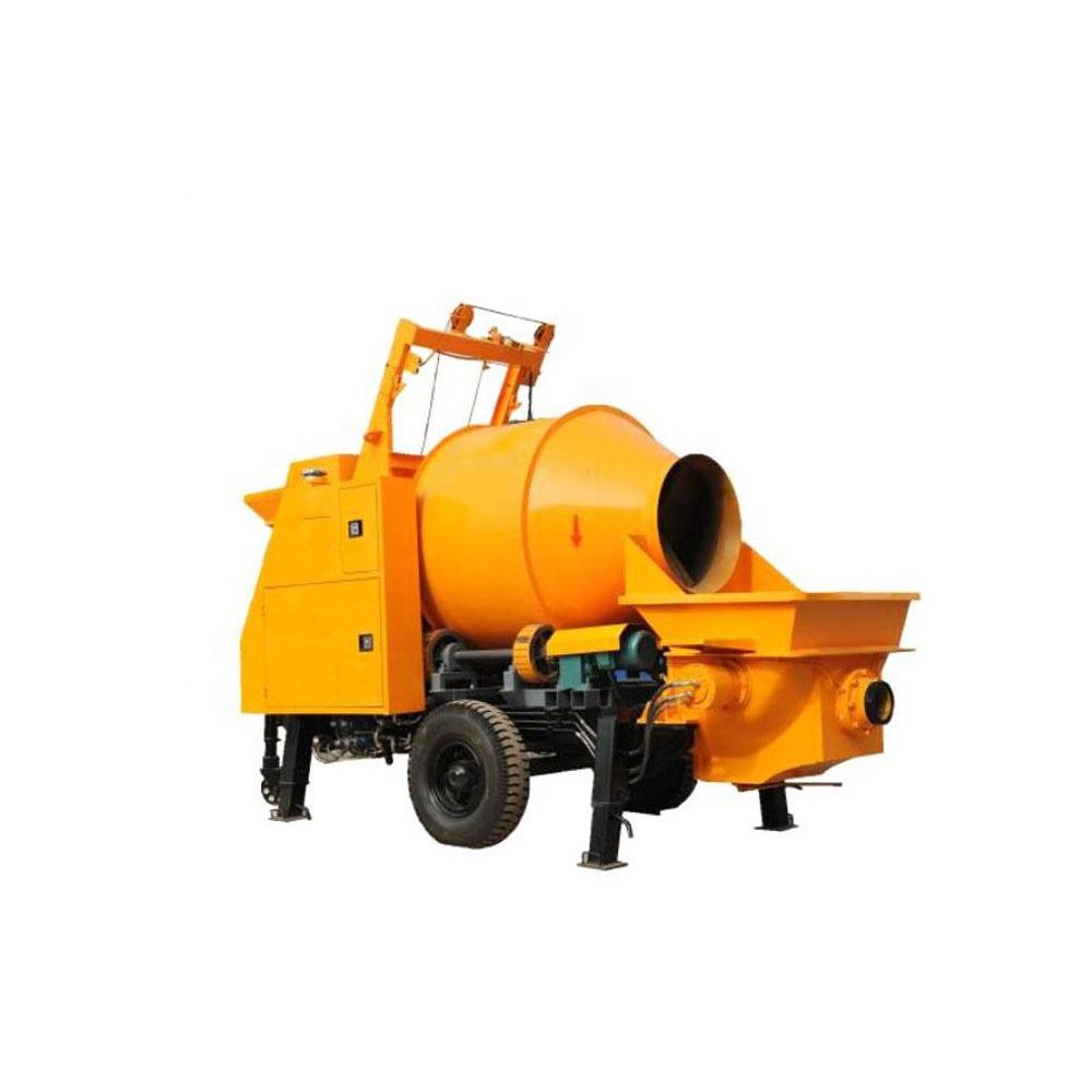 Top Quality China Supplier Mobile 350L JZC 350 Concrete Mixer