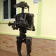Handmade Craft Life Size Metal StarWars Alien Statue Action Figure