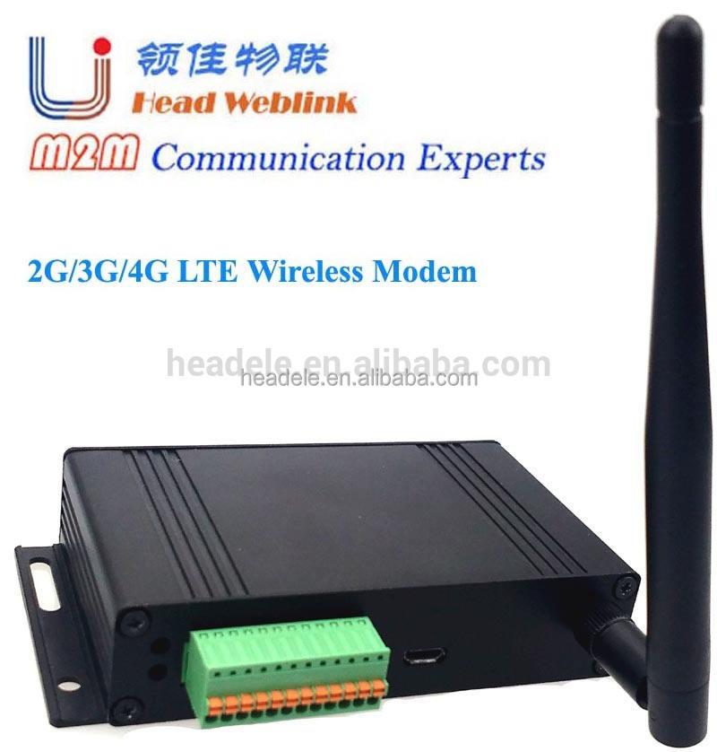 新しいgsm/wcdma 3グラムsmsワイヤレス伝送gprs rtuモデム