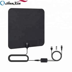 HDTV Antenna 50 Mile Range Indoor TV Antenna With Amplifier