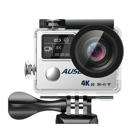 Ambarella A12S75 EKEN EIS real 4k action camera