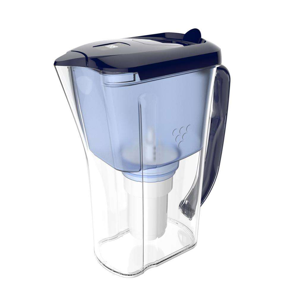 water pitcher filter coconut water with cartridge replacement drink water jug purifier minerals