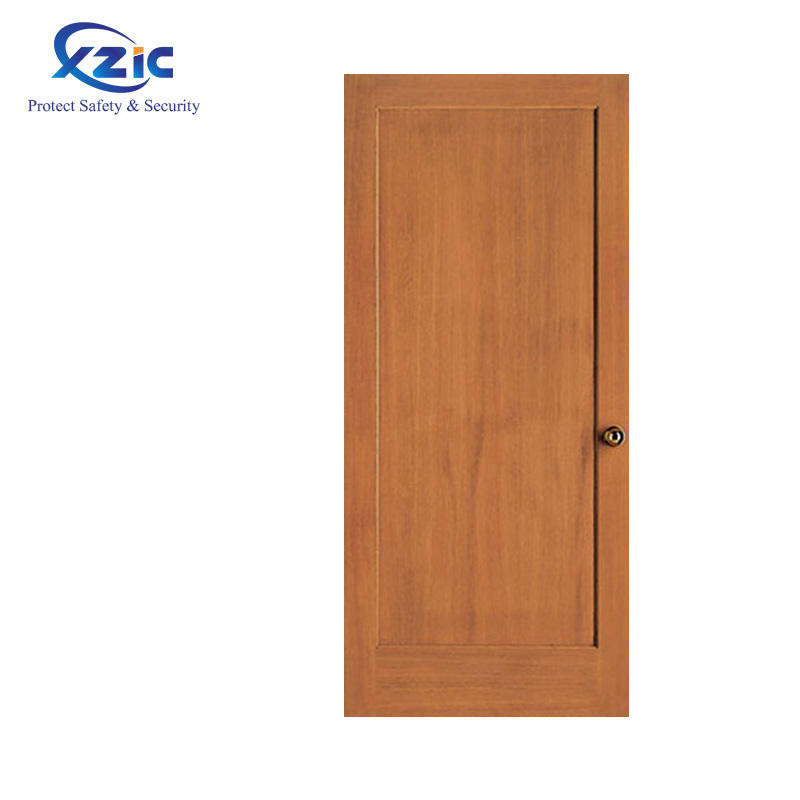 Sound proof door solid wood window and timber door