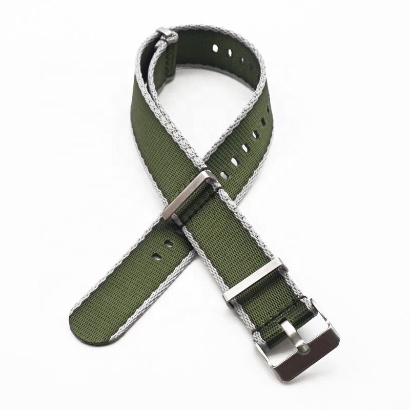 JUELONG Hot Sale Seatbelt Fashion Nato Nylon Watch Strap