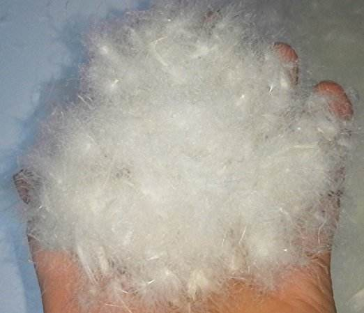 Wholesale Cheap Price Washed White Goose Down Feather
