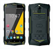 "5.5"" IPS 1920*1080 MTK6755 IP68 NFC Waterproof Rugged Smartphone 4G Rugged phones With PTT NFC"