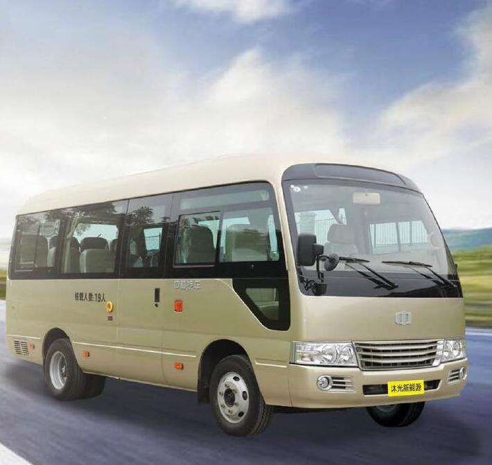 ZEV CDL6606 6 meters 10-19 seat electric coaster mini bus