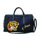 WOBAG 2019 New Oxford Hand Travel Bag Personality Tiger Head Fitness Bag Men Women Fashion Sports Yoga Bag