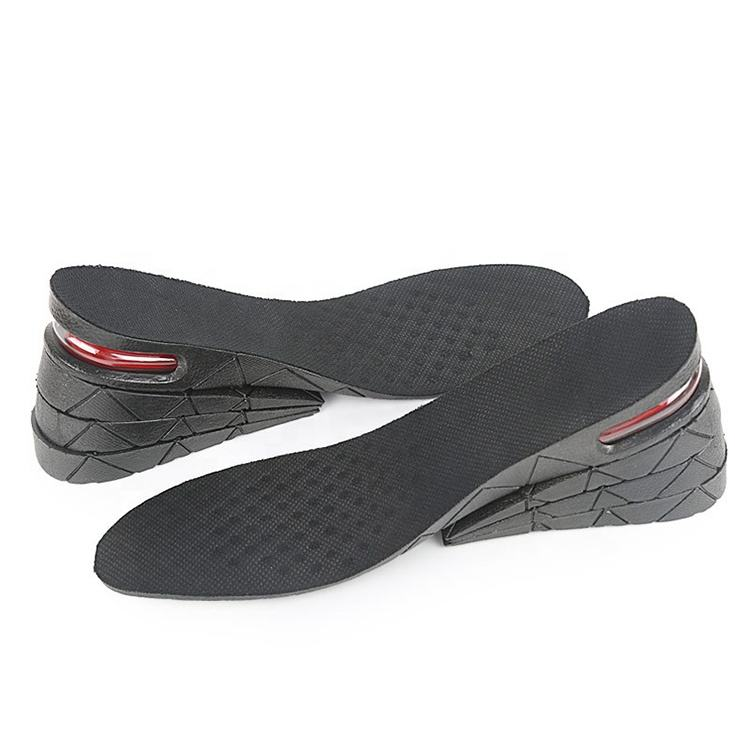 Full Length Comfort Adjust And Optional Pu Foam Air Height Increase Insole