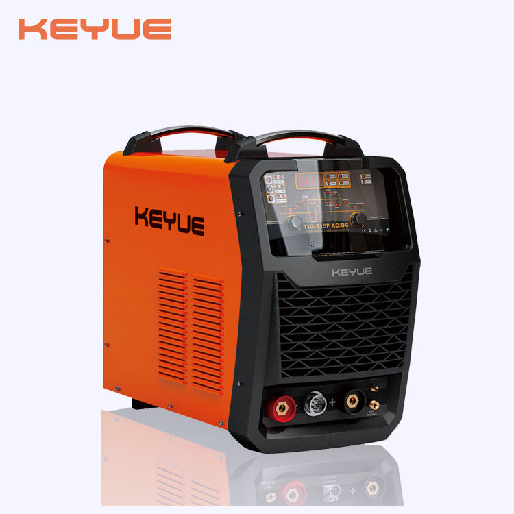 Inverter AC/DC IGBT three phase argon gas TIG 315 AC/DC welding machine