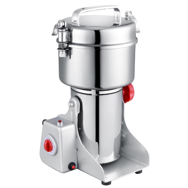 500g mini flour mill grain seasoning machine electric corn grinder Other Food Processing Machinery