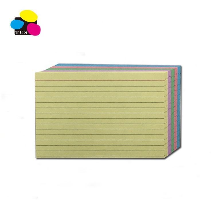 100sheet 4 X6 Index Cards In Shrink Wrap W//insert Index Cards Shrink Wrap