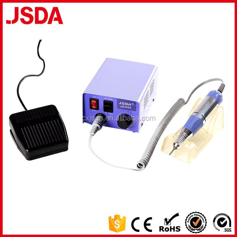 Китай производство JD3500 педикюр электрический ног файла