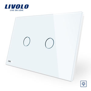 Una dimmer uno normal Luz Portátil cordón dimmer interruptor regulador