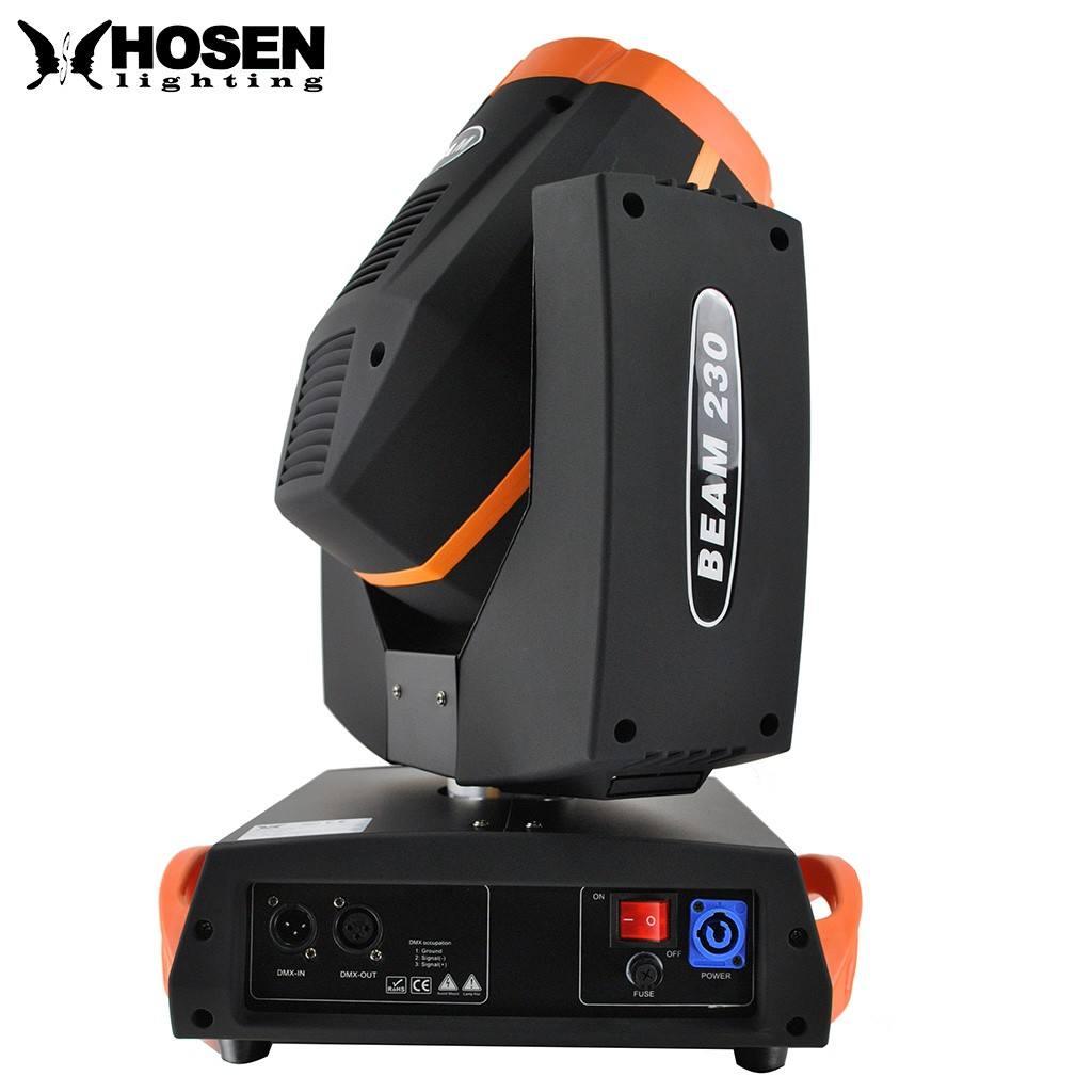 Hot Sale! 230 W Shatter 7R Beam Moving Head Light
