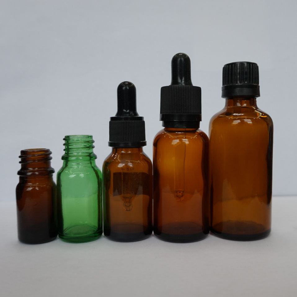 Pharmaceutical moulded injection vials for antibiotics glass bottle