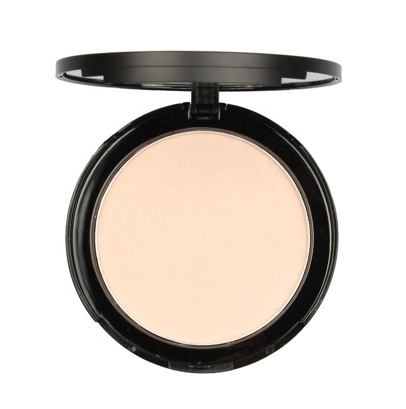 2019 Single Color Waterproof Makeup Face Powder Foundation