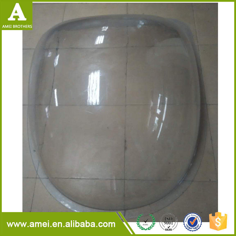 Oem透明pcプラスチックトレイ/ブリスター包装トレー