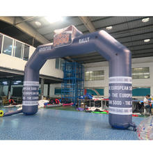 Custom design Inflatable air sealed promotion arch,