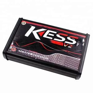 KESS v2 V5.017 EU Red OBD 2 ECU Programming tool No Token limit car ecu chip tuning tool kess obd tuning kit