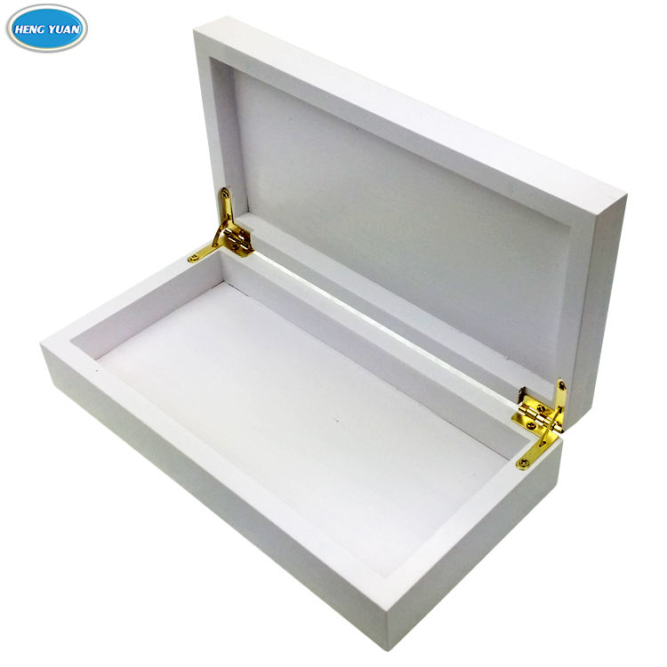 Top quality Wooden jewelry box/wooden gift box as wine packaging with laser logo