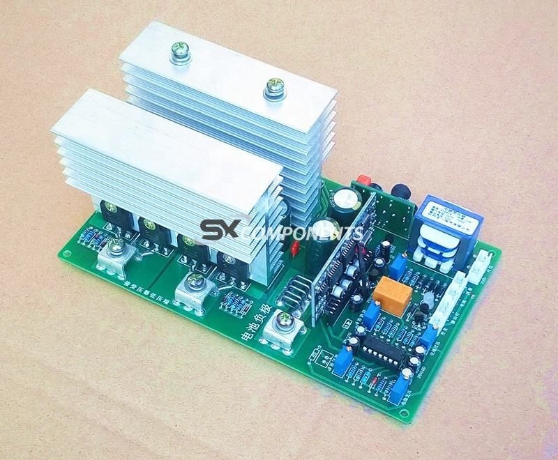 12V 24V 36V 48V 60V High Power Pure Sine Wave Power Frequency Inverter Motherboard PCB Circuit Board