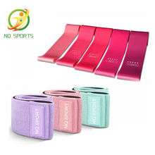 NQ SPORTS Exercise Cords with Soft Foam Handle  sports equipment adjustable custom printed Resistance loop Band