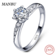925 sterling silver ring wholesale 2018 new arrivals online shopping canada diamond engagement ML001